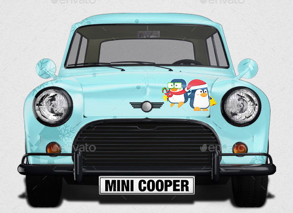 cooper-car-branding-mock-up