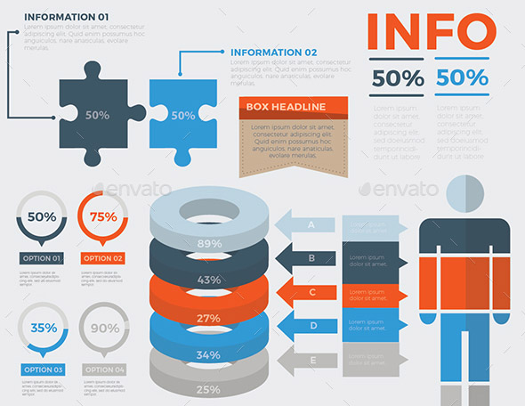 22 Useful Infographic Templates For Data Visualization ...