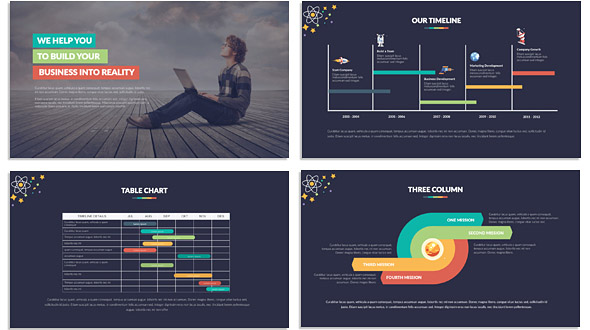 19 nice powerpoint presentation templates for product promotion, Modern powerpoint