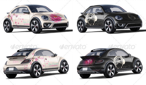 photorealistic-girly-car-mock-up