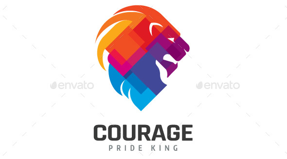 courage-lion-logo