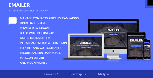 emailer-email-marketing-application