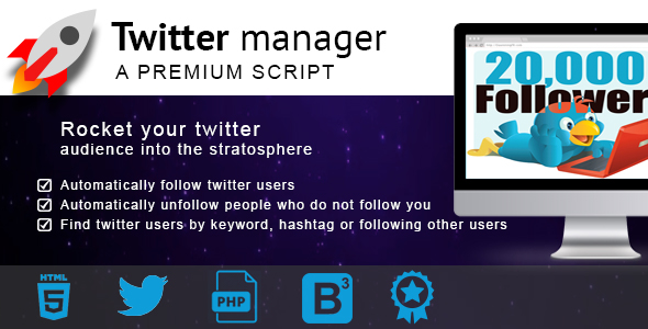 twitter-manager-standalone-script