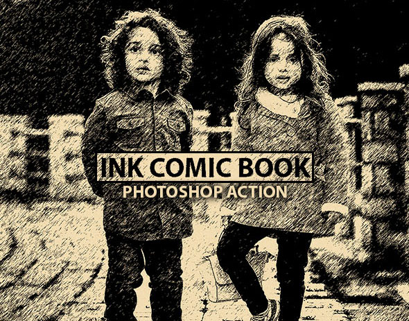 ink-comic-book-photoshop-action