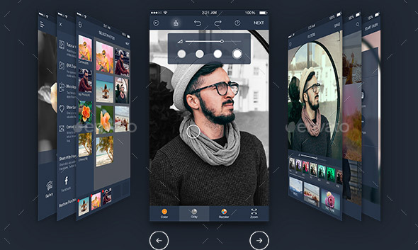 recolor-photo-editing-mobile-app-ui-kit