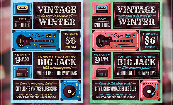 vintage-winter-flyer-poster