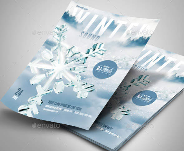 winter-sound-flyer-template
