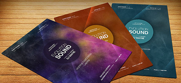 38 Cool Geometric Flyer Templates Design Freebies