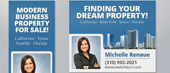 18 nice real estate web banner psds  u2013 design freebies