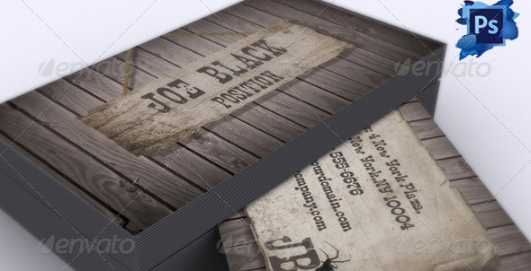 17 great wood business card templates design freebies western business card colourmoves