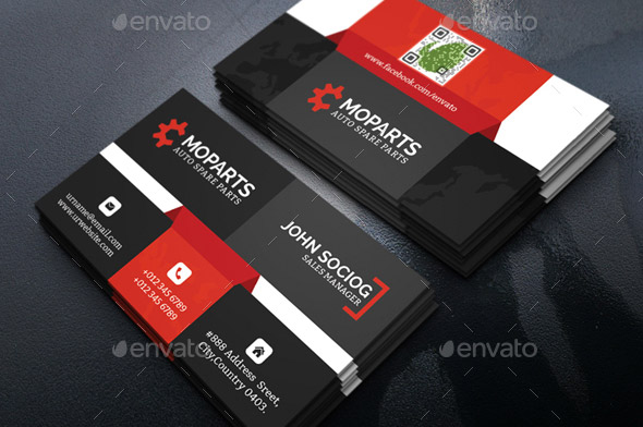 20 cool business card templates for auto services design freebies auto repair service business card template colourmoves