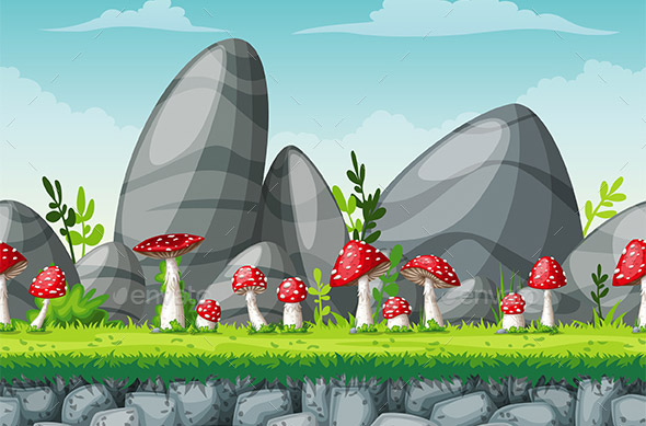 Cool Backgrounds Vectors For D Game Design Freebies - 2d game design