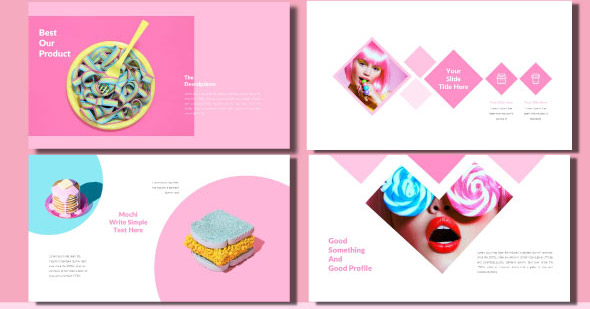 20 Cool Powerpoint Templates For Product Advertisement